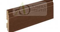 Плинтус напольный Тип-2 Brown Oak