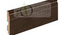 Плинтус напольный Тип-2 Dark Oak