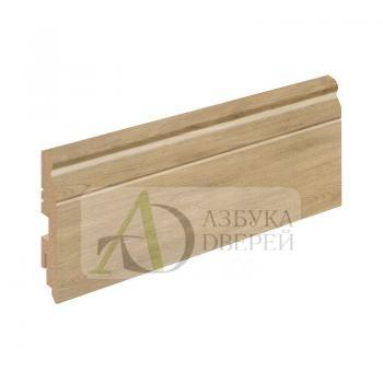 Плинтус напольный Тип-2 Organic Oak