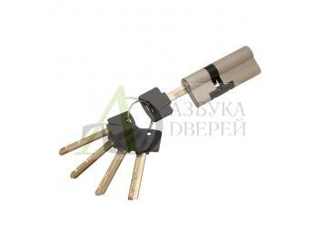 Цилиндр Ключ-ключ L-series 80*30*50мм