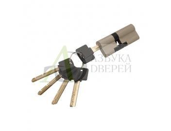 Цилиндр Ключ-ключ L-series 80*35*45мм