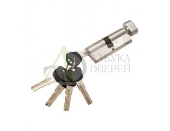 Цилиндр Ключ-фиксатор АМ-80-С (40*40)