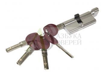 Цилиндр Ключ-фиксатор Avers JМ-70-С (35*35) CR Хром
