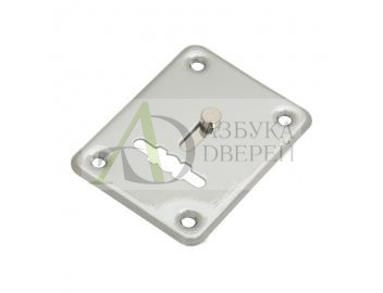 Накладка DP-S-01 shutter Хром
