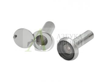 Глазок Apecs 6016/50-90 CR Хром