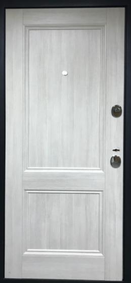 Стальная дверь Оптим Класс Cappuccino Veralinga 205*88 Правая. Выставочный образец