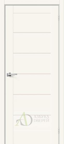 Межкомнатная дверь CPL М22 Luna/Magic Fog