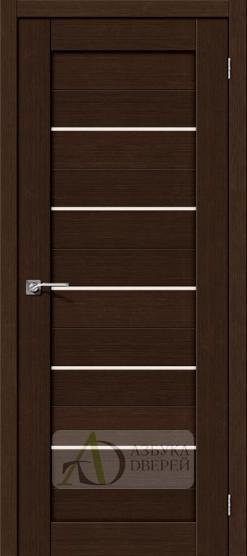 Межкомнатная дверь Финиш Флекс Порта-22 3D Wenge