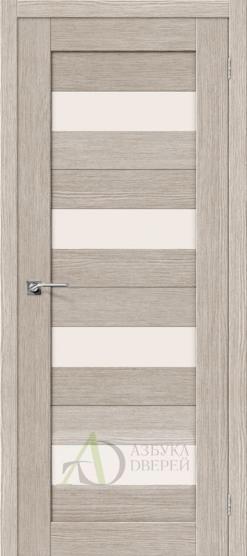 Межкомнатная дверь 3D-graf Порта-23 3D Cappuccino