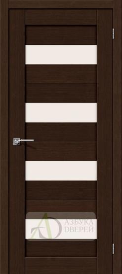 Межкомнатная дверь Финиш Флекс Порта-23 3D Wenge