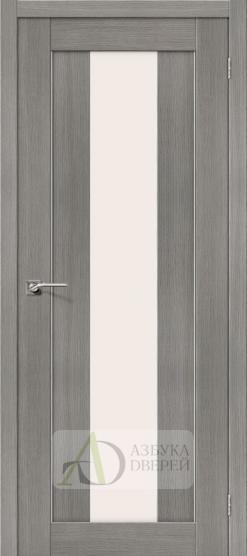 Межкомнатная дверь Финиш Флекс Порта-25 3D Grey