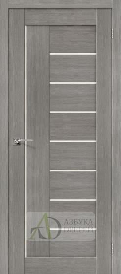 Межкомнатная дверь Финиш Флекс Порта-29 3D Grey