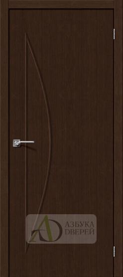 Межкомнатная дверь Финиш Флекс Мастер-5 3D Wenge