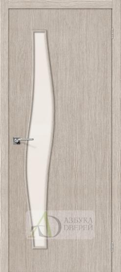 Межкомнатная дверь Финиш Флекс Мастер-8 3D Cappuccino