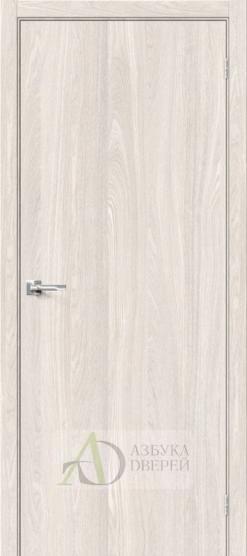 Межкомнатная дверь Хард Флекс Браво-0 Ash White