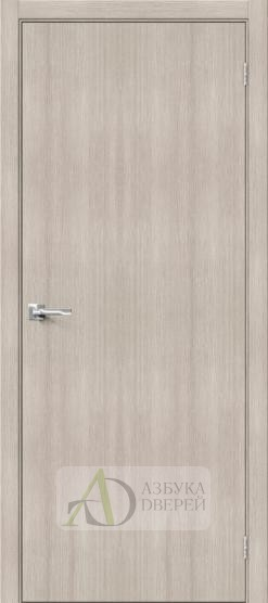 Межкомнатная дверь Хард Флекс Браво-0 Cappuccino