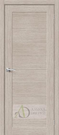 Межкомнатная дверь Хард Флекс Браво-21 Cappuccino
