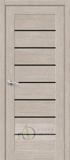 Межкомнатная дверь Хард Флекс Браво-22 BS Cappuccino