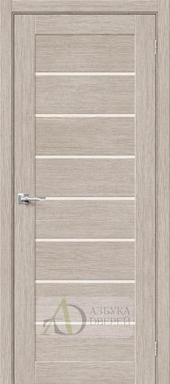 Межкомнатная дверь Хард Флекс Браво-22 MF Cappuccino