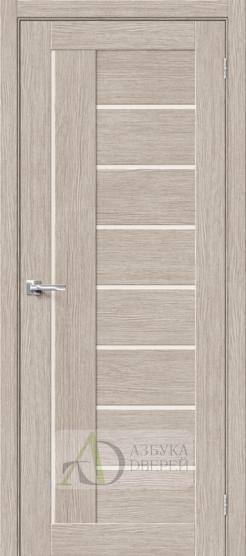 Межкомнатная дверь Хард Флекс Браво-29 MF Cappuccino