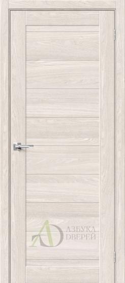 Межкомнатная дверь Хард Флекс Браво-21 Ash White