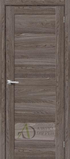 Межкомнатная дверь Хард Флекс Браво-21 Ash Wood