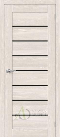 Межкомнатная дверь Финиш Флекс Браво-22 BS Ash White