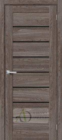 Межкомнатная дверь Хард Флекс Браво-22 BS Ash Wood