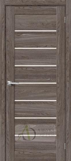 Межкомнатная дверь Хард Флекс Браво-22 MF Ash Wood