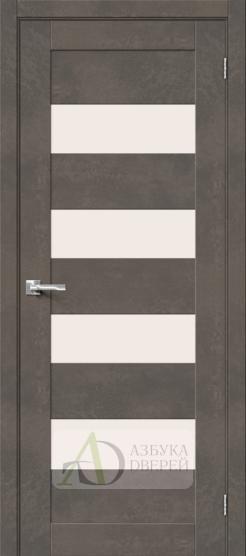 Межкомнатная дверь Хард Флекс Браво-23 MF Brut Beton