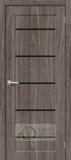 Межкомнатная дверь Хард Флекс Мода-22 BL Ash Wood