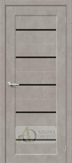 Межкомнатная дверь Хард Флекс Мода-22 BL Gris Beton