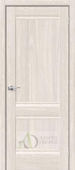 Межкомнатная дверь Хард Флекс Прима-2.1 Ash White