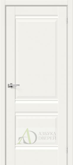 Межкомнатная дверь Хард Флекс Прима-2 White Mix