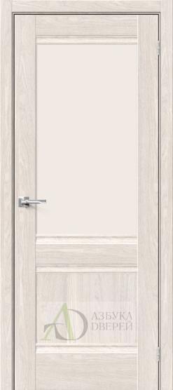 Межкомнатная дверь Хард Флекс Прима-3.1 Ash White