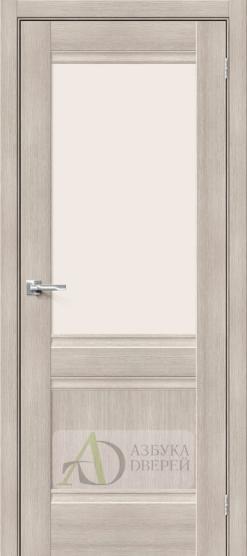 Межкомнатная дверь Хард Флекс Прима-3.1 Cappuccino