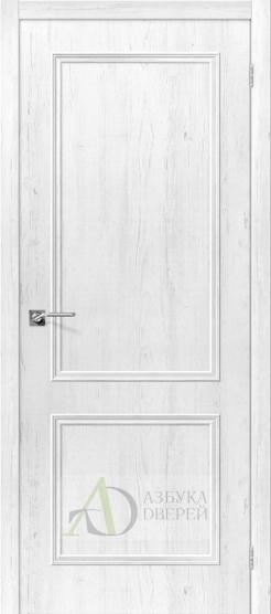 Межкомнатная дверь Финиш Флекс Симпл-12 3D Shabby Chic