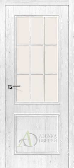 Межкомнатная дверь Финиш Флекс Симпл-13 3D Shabby Chic