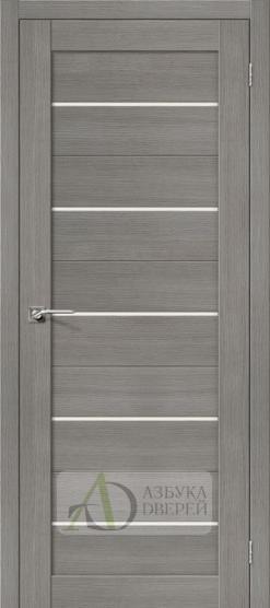 Межкомнатная дверь Финиш Флекс Свит-22 3D Grey