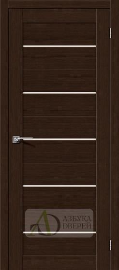 Межкомнатная дверь Финиш Флекс Свит-22 3D Wenge