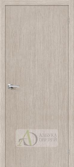Межкомнатная дверь Финиш Флекс Тренд-0 3D Cappuccino