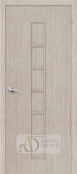 Межкомнатная дверь Финиш Флекс Тренд-11 3D Cappuccino