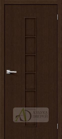 Межкомнатная дверь Финиш Флекс Тренд-11 3D Wenge