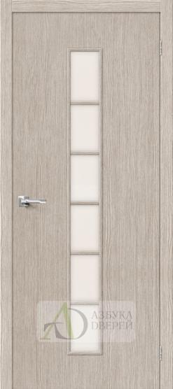 Межкомнатная дверь Финиш Флекс Тренд-12 3D Cappuccino