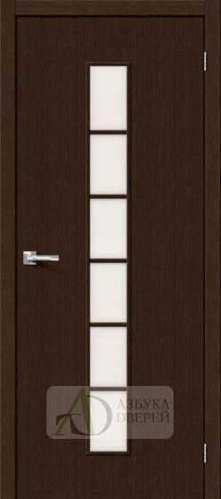 Межкомнатная дверь Финиш Флекс Тренд-12 3D Wenge