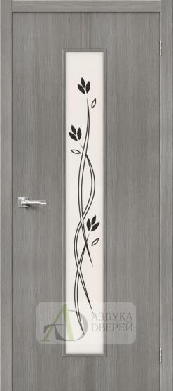 Межкомнатная дверь Финиш Флекс Тренд-14 3D Grey