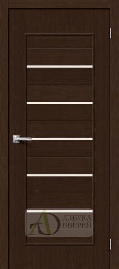 Межкомнатная дверь Финиш Флекс Тренд-22 3D Wenge