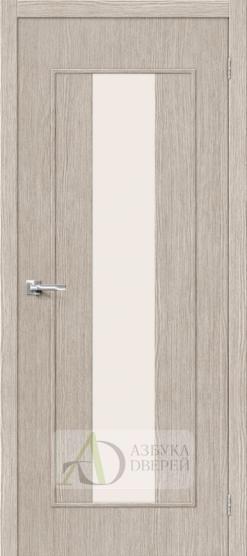 Межкомнатная дверь Финиш Флекс Тренд-25 3D Cappuccino