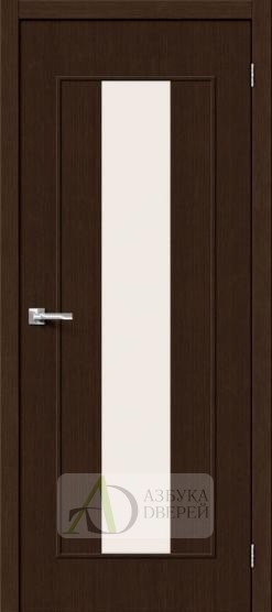 Межкомнатная дверь Финиш Флекс Тренд-25 3D Wenge
