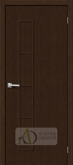 Межкомнатная дверь Финиш Флекс Тренд-3 3D Wenge